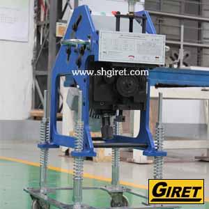 槽钢等钢结构和压力容器管道的坡口作业